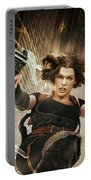 Resident Evil Afterlife Portable Battery Charger