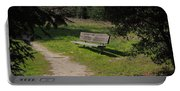 Rest Along The Path Portable Battery Charger