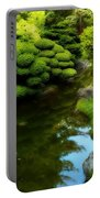 Rest By The Pond Portable Battery Charger