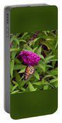 Resting Butterfly 1 Portable Battery Charger