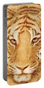 Resting Tiger Portable Battery Charger