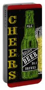 Retro Beer Sign-jp2915 Portable Battery Charger