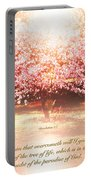 Revelation Tree Of Life Portable Battery Charger