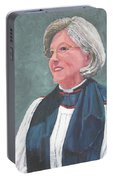 Reverend Mary Gregorius Portable Battery Charger