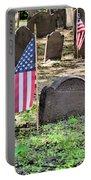 Revolutionary War Veteran Portable Battery Charger