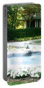 Reynolda Fountain Portable Battery Charger
