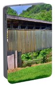 Claycomb Covered Bridge Portable Battery Charger