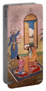 Rhazes, Islamic Polymath Portable Battery Charger