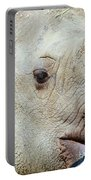 Rhino Horn Portable Battery Charger