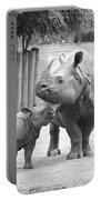 Rhino Mom And Baby Portable Battery Charger