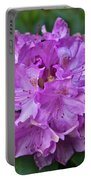 Rhododendron Elegance Portable Battery Charger