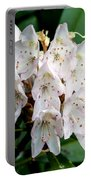Rhododendron Family Of Flowers Portable Battery Charger