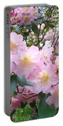 Rhododendron Flowers Garden Art Prints Floral Baslee Troutman Portable Battery Charger