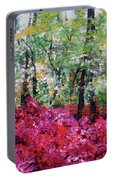Rhododendron Glade Norfolk Botanical Garden 201821 Portable Battery Charger