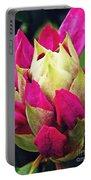 Rhododendron Velvet    Portable Battery Charger