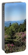 Rhododendron On Roan Mountain Portable Battery Charger