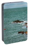 Rhoscolyn Rock Panorama Portable Battery Charger