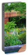 Rhs Chelsea Homebase Urban Retreat Garden Portable Battery Charger