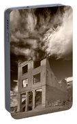 Rhyolite Nevada Ghost Town Portable Battery Charger