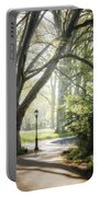 Rhythm Of The Trees Portable Battery Charger