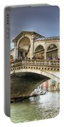 Rialto Bridge Portable Battery Charger