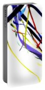 Ribbons Five Portable Battery Charger
