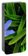 Ribbons Of Spring Portable Battery Charger