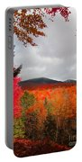 Rich Fall New Hampshire Colors Portable Battery Charger