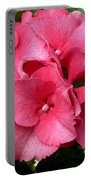 Rich Pink Portable Battery Charger