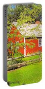 Richard Hunnewell House, Scarborough Maine Portable Battery Charger