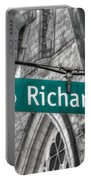 Richards Street Portable Battery Charger