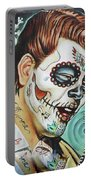 Richie Valens Day Of The Dead Portable Battery Charger