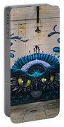 Richmond Street Art Portable Battery Charger