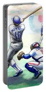 Rick Monday Portable Battery Charger