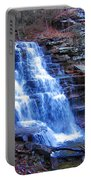 Ricketts Glen Waterfall 3941  Portable Battery Charger