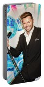 Ricky Martin Portable Battery Charger