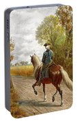 Riding Scene Portable Battery Charger