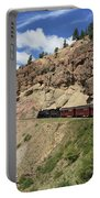 Riding The Cumbres And Toltec Portable Battery Charger