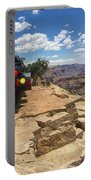 Riding The Wedge Overlook Portable Battery Charger