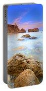 Rijana Beach Mediterranean Sea Portable Battery Charger