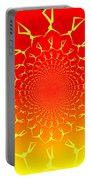 Ring Of Fire Dancers Portable Battery Charger