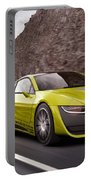 Rinspeed Etos Concept Self Driving Car Portable Battery Charger