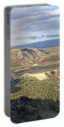 Rio Grand Near White Rock Portable Battery Charger