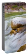 Rio Grande Rocky Flow Portable Battery Charger