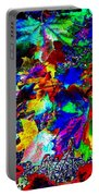 Riot Of Color Portable Battery Charger