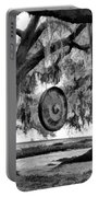 Rip Van Winkle Gardens Louisiana Bw Portable Battery Charger