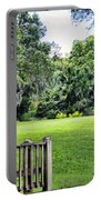 Rip Van Winkle Gardens Louisiana  Portable Battery Charger