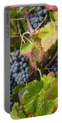 Ripe On The Vine Portable Battery Charger