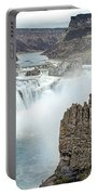 Ripping Shoshone Falls Portable Battery Charger