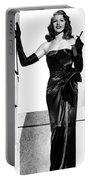 Rita Hayworth Portable Battery Charger